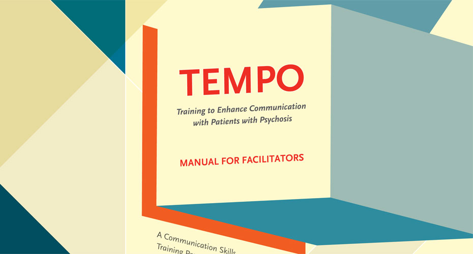Improving communication in psychosis (TEMPO) | College of